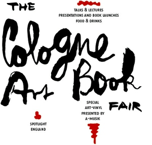 The Cologne Art Book Fair